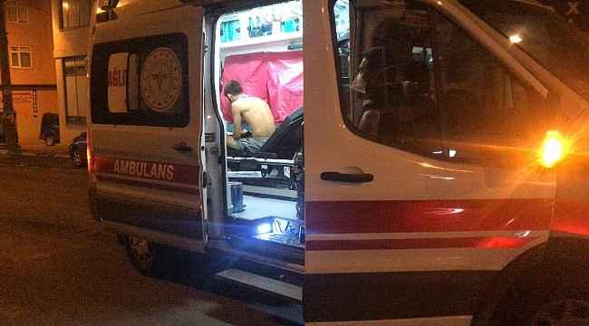 İki grup arasında kavga: 1 yaralı - Bursa Haberleri