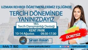 İpekyolu Belediyesi YKS tercih çadırı kuracak