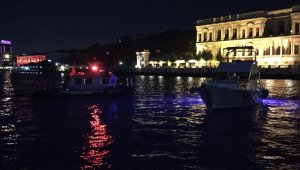 İstanbul Boğazı'ndaki teknelere korona denetimi