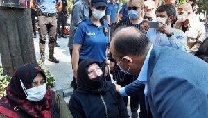 İstanbul İl Emniyet Müdürü Aktaş şehit aileleriyle bir araya geldi