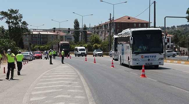 İzmir-İstanbul Otoyolu araç trafiğini azalttı