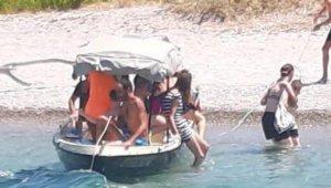 İzmir'de facia teknesinin kaptanı tutuklandı