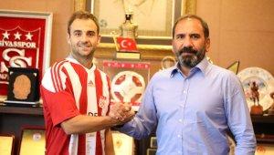 Jorge Felix Sivasspor'a imzayı attı