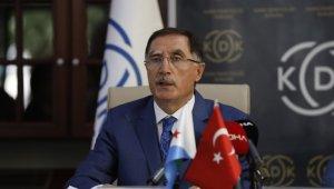 Kamu Başdenetçisi Malkoç'tan İstanbul Sözleşmesi açıklaması