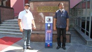 Kartal Belediyesinden ilçedeki ibadethanelere dezenfekte yardımı