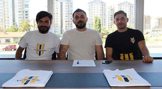 Kayserigücü FK'dan 2 transfer daha
