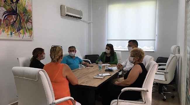 Kepez Belediyesinden kadın girişimciler için bilgilendirme çalışması