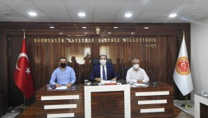 Kilis'te İl Genel Meclisi toplandı