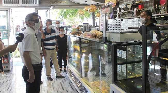 Kırşehir'de, koronavirüs salgını denetimleri sürdürülüyor