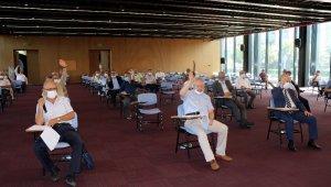 Komisyon toplantısında Ayvacık Belediyesi'ne eleştiri