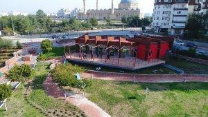 Konyaaltı Belediyesi, EXPO'daki 188 metrekarelik alanı üniversiteli gençlere tahsis etti