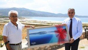 Konyaaltı Belediyesi Salda Gölü'ne destek olacak