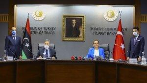 Libya'da yarım kalan Türk projelerine yönelik önemli anlaşma