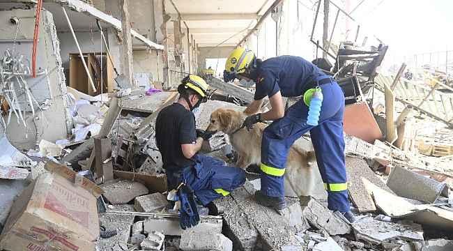 Lübnan'daki patlamada ölü sayısı 154'e yükseldi