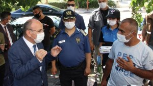 Manisa Valisinden 'hastaneler doldu' ve 'OSB'de vakalar arttı' iddialarına açıklama