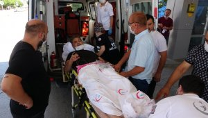 Meclis üyesi silahlı saldırıda yaralandı