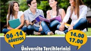 Menteşe Belediyesinden öğrencilere danışmanlık hizmeti