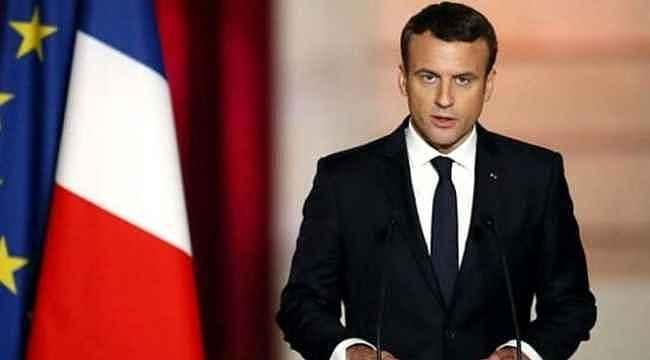 Miçotakis'le görüşen Macron'dan Türkiye karşıtı adım