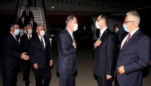 Milli Savunma Bakanı Akar ve TSK Komuta Kademesi Bakü'de