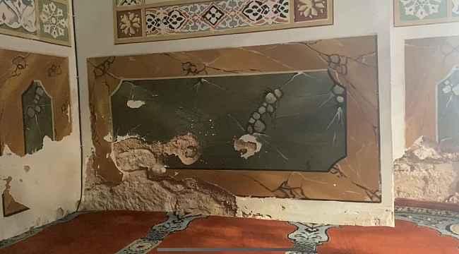 Mimar Sinan'ın 465 yıllık eserinin hali yürek burktu