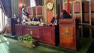 Mısır ile Yunanistan münhasır ekonomik bölge anlaşması imzaladı
