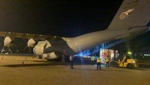 """MSB: """"Ankara'dan havalanan TSK'ya ait uçağımız, Lübnan'ın başkenti Beyrut'a ulaştı"""""""