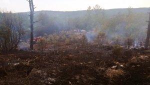 Muğla'da 'Yıldırım' yangınları başladı