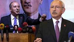 Muharrem İnce konuşmasını bitirir bitirmez Kılıçdaroğlu'ndan teşkilatlara talimat gitti