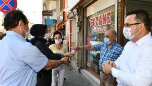 Mustafakemalpaşa'da korona ile mücadele aralıksız sürüyor - Bursa Haberleri