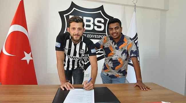 Nazilli Belediyespor Demir'i transfer etti
