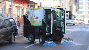 Nevşehir Belediyesi temizlik araç filosunu genişletiyor