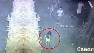 O anda bikiniliymiş... Ukraynalı modelin dayak yediği geceye ait en net görüntü