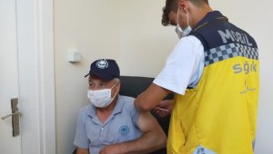 Odunpazarı Belediyesi personeline sağlık taraması