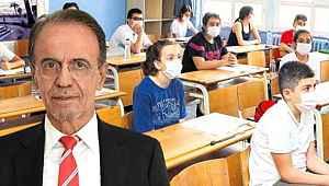 Okulların açılmasına sayılı gün kala Prof. Dr. Ceyhan en riskli yaş grubuna dikkat çekti