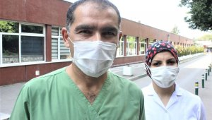 Ölümden dönen sağlıkçı çift, korona hastalarına hizmet vermeye devam ediyor - Bursa Haberleri