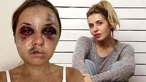 Önce tecavüz, sonra şiddet... Ünlü sunucu, oğluyla yolculuk yaparken canından oluyordu