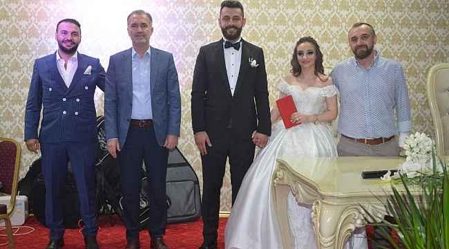 Ozan Kaan Özdemir dünya evine girdi