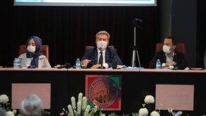 """Palancıoğlu: """"Melikgazi'mizde aynı hedeflerle güzel işler yapıyoruz"""""""