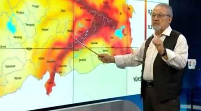 Prof. Dr. Naci Görür, depremden 3 gün önce Malatya için uyarıda bulunmuştu