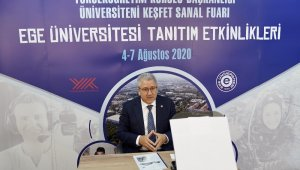 """""""Üniversiteni Keşfet YÖK Sanal Fuarı 2020"""" başladı"""