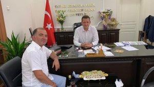 Safranbolu TSO'dan Ürkmezer'e ziyaret