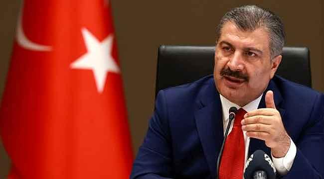 Sağlık Bakanı Koca'dan artan vakalarla ilgili kritik uyarı:
