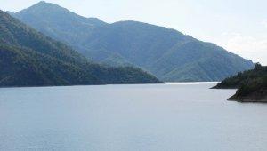 Samsun'da bazı barajların doluluk oranları yüzde 2 düştü
