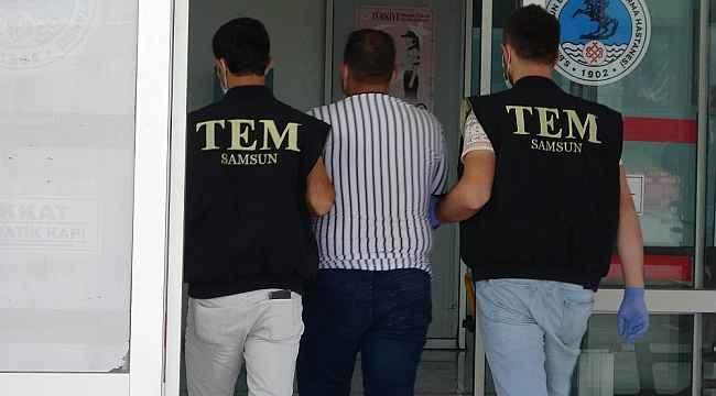 Samsun'da DEAŞ operasyonu: 8 yabancıya gözaltı