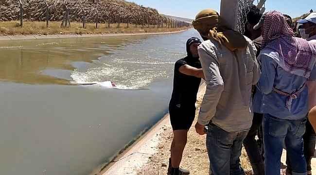 Kahreden olay... Araç, sulama kanalına devrildi, 2'si çocuk 3 kardeş kayboldu