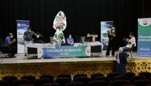 Şanlıurfa'da öğrenciler için tercih destek merkezi açıldı