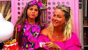 Şarkıcı Yeliz Yeşilmen'in kızının bacaklarına kaynar su döküldü