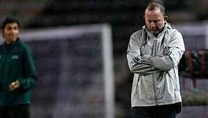 Sergen Yalçın, PAOK yenilgisinden sonra hakemleri eleştirdi: