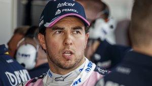 Sergio Perez, korona virüsü atlattı