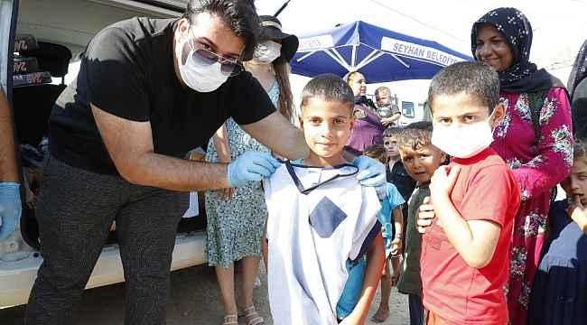 Seyhan'da 3 bin kurbanlık koyun ücretsiz kesildi